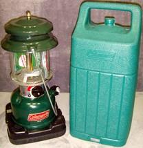 Vintage•2000•Mint•Coleman Lantern+Case+Mantles+Manual•Model No. 288A700T•USA - $74.99