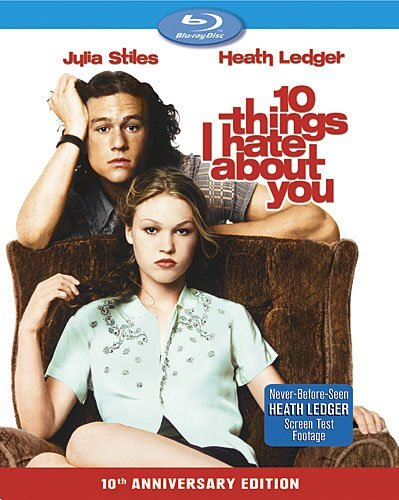 10 Things I Hate About You (10th Anniversary Edition) [Blu-ray] (1999) New