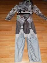 Boys Size Medium 7-8 Overwatch Genji Muscled Chest Halloween Costume Dis... - $32.00