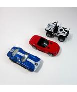 3 Vintage Matchbox Superfast Cars -1981 Jeep - 1989 Corvette - 1994 Dodg... - $9.99