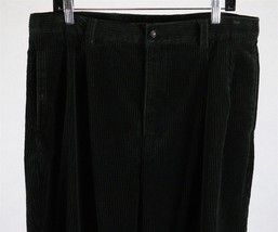Gap Mens Easy Fit Corduroy Cuffed Pants Tag Size 36 x 32, Measures 34 x 32 - $18.80