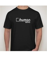 Human Being T Shirt in choice of size and color - $34.99