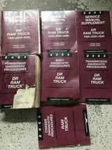2003 DODGE RAM TRUCK 1500 2500 3500 Service Shop Repair Manual Set OEM Worn - $138.11