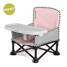 Summer Pop 'n Sit SE Booster Chair, Sweet Life Edition, Bubble Gum Color... - $29.79