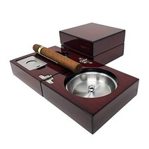 ORBITZ GEAR Cigars Ashtray Patio/Outdoor/Indoor Use ORBITZ GEAR1 - $49.83