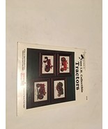 CASE Collectible Tractors Cross Stitch Booklet - $26.83