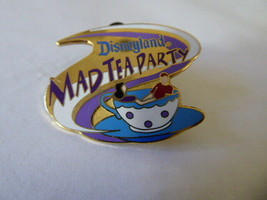 Disney Trading Pins  663 DL - 1998 Attraction Series - Mad Tea Party - $18.58
