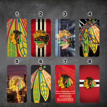 wallet case Chicago Blackhawks LG V30 V35 G6 G7 Google pixel XL 2 2XL 3XL - $17.99
