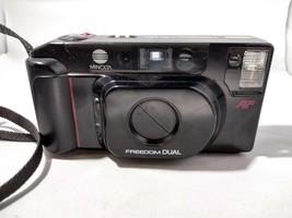 Minolta Freedom Dual 35mm camera - $5.39