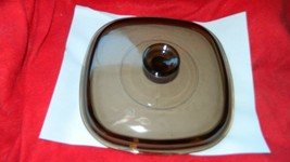 Corning Ware Replacement Amber Lid Pyrex A-9-C Casserole LID ONLY FREE U... - $18.69