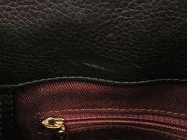 CHANEL Handbag Caviar Leather Black Neo Executive 2Way A69930 Italy Authentic image 10
