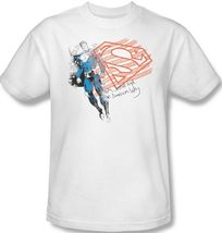 Superman Shield T-shirt American Way DC comics 100% cotton graphic tee DC SM1339 image 3