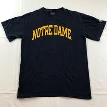 Champion Notre Dame Fighting Irish Graphic Shirt Men's Size Medium NCAA - $19.75