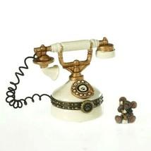 "Boyds Treasure Box ""Carolines Princess Phone w/Chatty McNibble"" #4026209 -1E-New - $29.99"