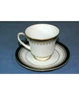 Noritake Grand Monarch Cup And Saucer Set 3595 - $19.79