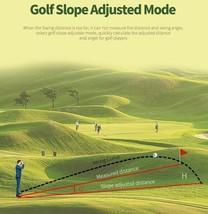 Golf laser slope pin finder rangefinder Flag-Lock Hunting Laser Distance... - $68.31+