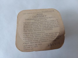 Avon Candlette Refill Odyssey - $9.89