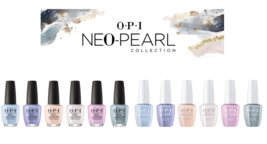 OPI Gel Polish + Nail Lacquer Neo-Pearl 2020 New Collection . - $138.59