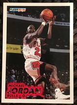 1994 FLEER #28 Michael Jordan BULLS - $1.93