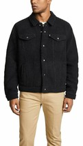 Levi's Strauss Men's Premium Snap Button Sherpa Face Trucker Jacket 577020002 image 1