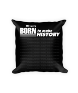 History pillows - Square Pillow Case w/ stuffing - $23.00