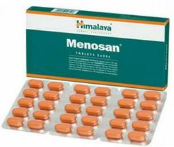 Himalaya Menosan 60 Tablets Indian Herbal Product Free Shipping - $15.64+