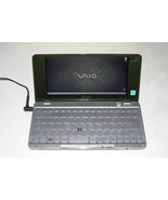 Sony Vaio VGN P90NS P Series Lifestyle UMPC Intel Z530 1.60GHz 60GB HDD ... - $321.75
