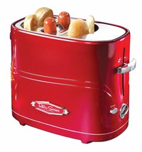 Hot Dog Toaster Pop-Up Cooker Elite Cooking Electrics Nostalgia Machine ... - £21.49 GBP