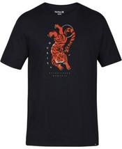Hurley Men's Tigre Graphic T-Shirt (Charcoal, L S/S) - $20.78