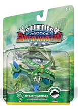 "Skylanders ""STEALTH STINGER"" SUPERCHARGERS,VEHICLE Video Game Toys Activ... - $6.93"