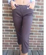 MICHAEL KORS Women's Cropped Pants sz 2 euc - $12.86