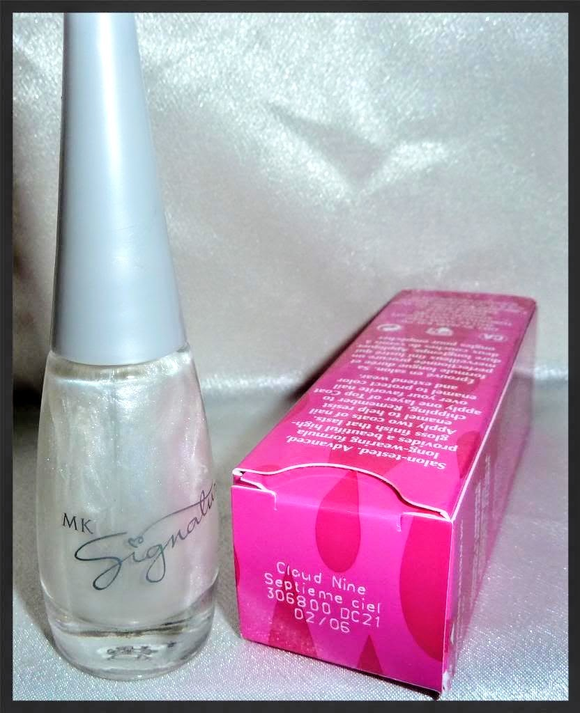 Primary image for Mary Kay Cloud Nine Signature Nail Enamel Polish