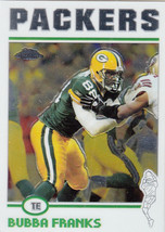 2004 Topps Chrome Nfl Football Card - Pick Choose Your Cards - $0.99