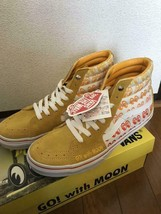 VANS mooneyes Authentic SK8 Hi Skate Shoes US 7 Japanese 25.5cm New Unused - £200.58 GBP