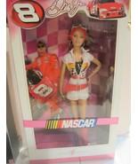 NASCAR Dale Earnhardt, Jr. #8 Barbie Doll (Pink Label) NRFB - $37.95