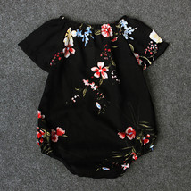 Newborn Infant Kids Baby Girls Floral Romper Bodysuit Jumpsuit Playsuit ... - $18.00
