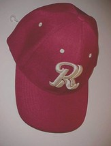 Rough Riders Logo 1st United States Cavalry Adult Unisex Maroon Baseball... - $24.74
