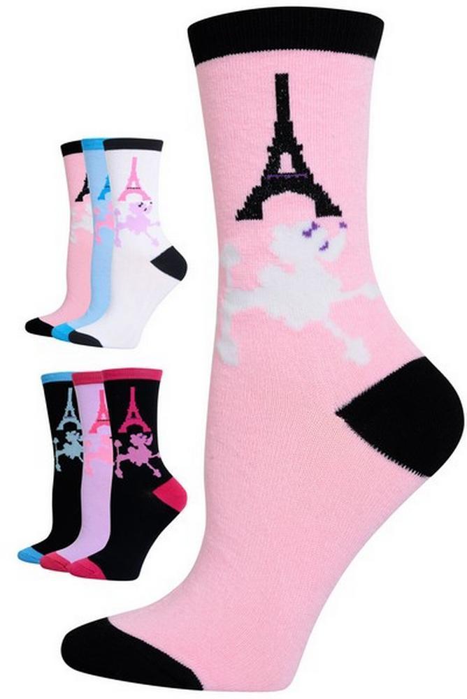 cc4cdf3144e Poodl l. Poodl l. Previous. 6 Pairs Novelty Socks