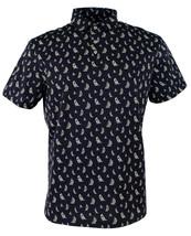 Polo Ralph Lauren Men's Classic Sailboat-Print Short Sleeve Polo Shirt- BS-S - $66.30