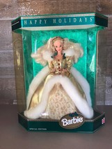 Barbie Happy Holidays Special Edition 1994 New in Box - $36.45