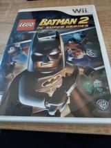 Nintendo Wii LEGO Batman 2: DC Super Heroes image 1