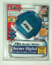 NEW e Film Writer Reader 29 2.0 USB Multi Card Secure Digital SD Mini MC... - $13.80