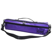 Paititi Brand New C Flute Hard Case Cover w Side Pocket/Handle/Strap Pur... - $19.79