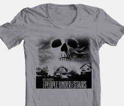 The People Under Stairs T-shirt retro horror movie cotton tee Free Shipping image 1