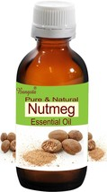 Nutmeg Oil- Pure & Natural Essential Oil- 50ml Myristica fragrans by Bangota - $26.78
