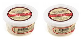 White Winter Truffle Butter from France in Plastic Container - 2 packs x 3 oz - $64.30