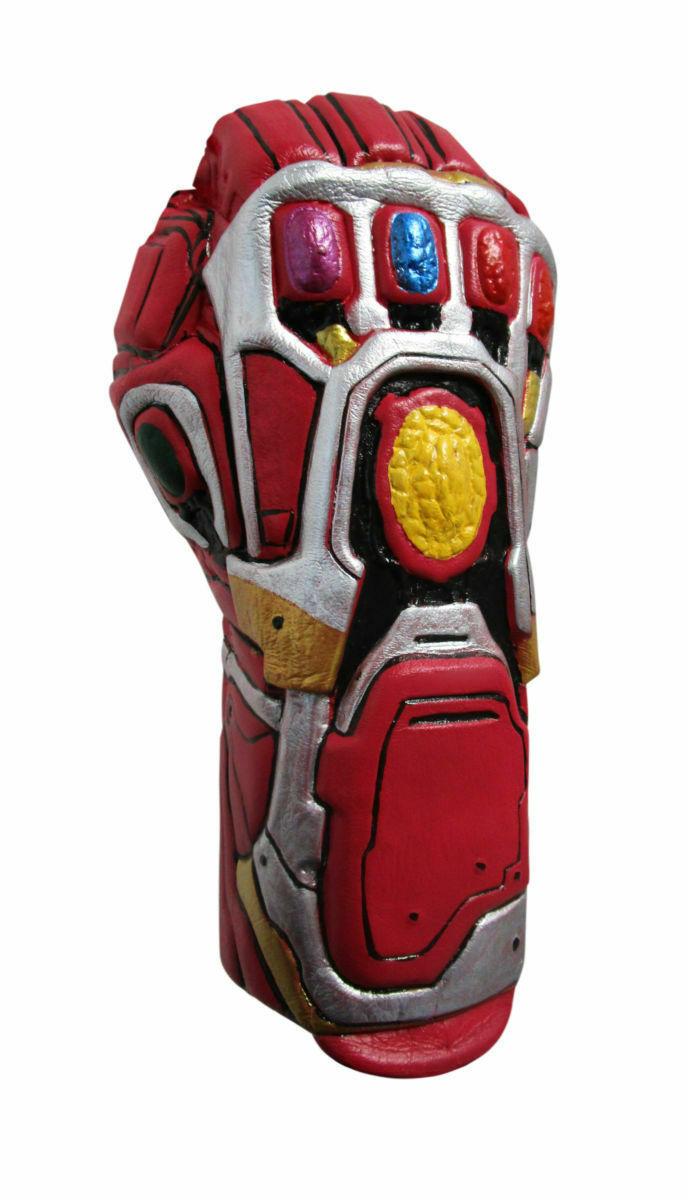 Rubies Avengers 4 Endgame Nano Gauntlet Thanos Childs Halloween Costume 200450
