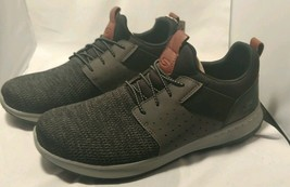 Men's Skechers CAMBEN 65474BKGY Black/Grey Shoes trainers size 9.5 Mens ... - $49.45