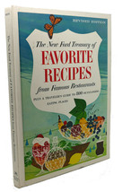 Nancy Kennedy THE NEW FORD TREASURY OF FAVORITE RECIPES :  Revised Editi... - $52.23