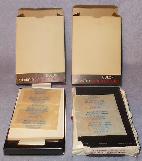 Vintyage Polaroid Camera Color Land Film and 18 similar items